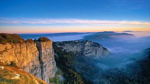 Eindrücke vom Jura Höhenweg