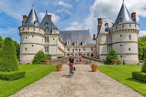 Renaissanceschloss in Mesnières-en-Bray