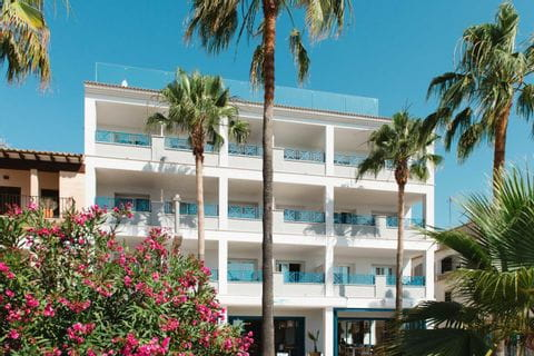 Hotel Hanucai Außenansicht