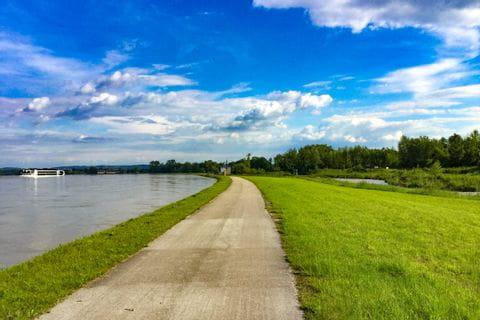 Impressionen Donauradweg