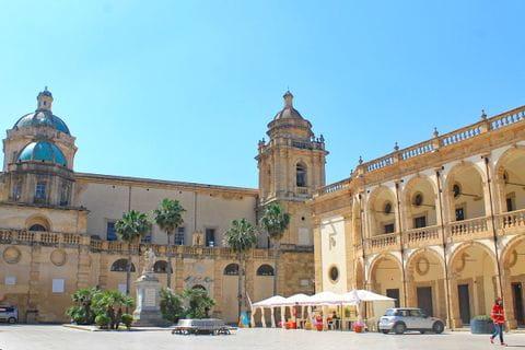 Kathedrale von Mazara del vallo