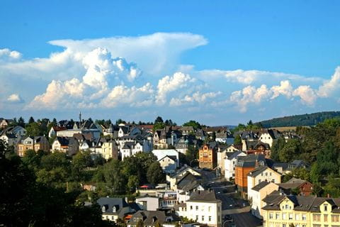 Ausblick auf Weilburg
