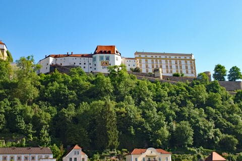 Festung Veste Oberhaus in Passau