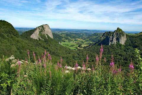 Panoramawandern im Vulkanland Auvergne