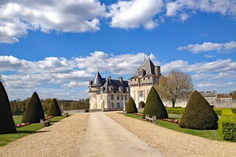 Schloss von La Roche-Courbon