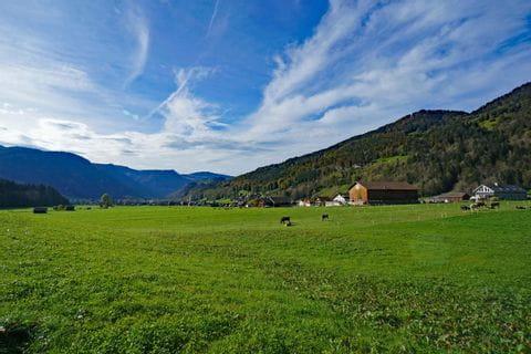 Bezaubernde Landschaft im Bregenzerwald
