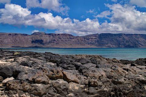 Wandererlebnis am Meer von Lanzarote