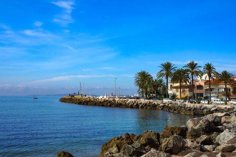 Küsten-Radweg zwischen Palma und Playa de Palma