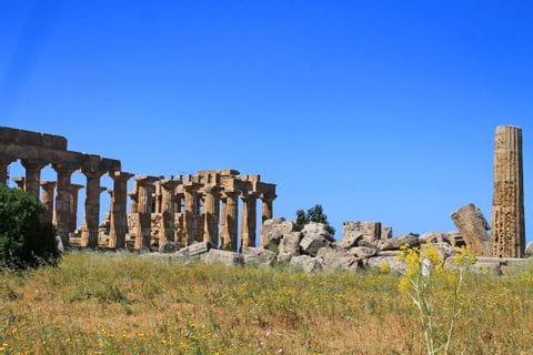 Ruinen von Selinunte
