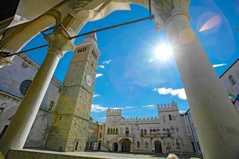 Bezaubernde Altstadt in Istrien