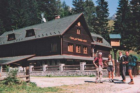 Hüttenwanderungen in der Region der Hohen Tatra