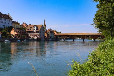 Blick auf Diessenhofen