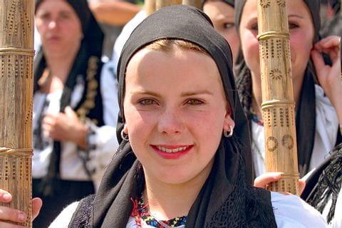 Rumänischer Brauch