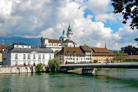 St. Ursenkirche in Solothurn