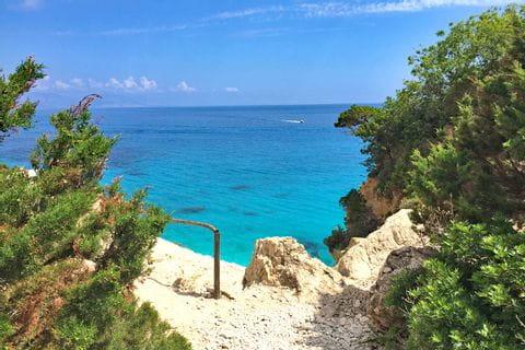 Küstenerlebnis in Sardinien