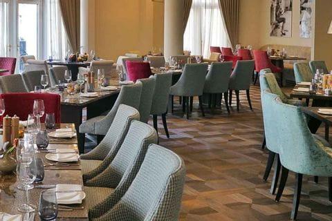 Restaurant im Hotel Vila Vita Rosengarten
