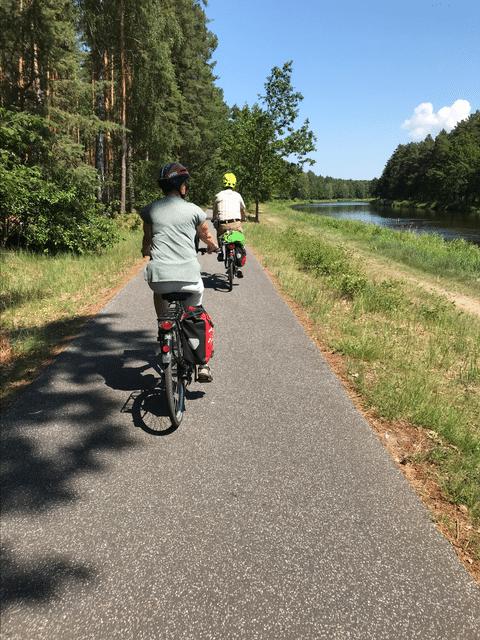 Mecklenburger Radtour