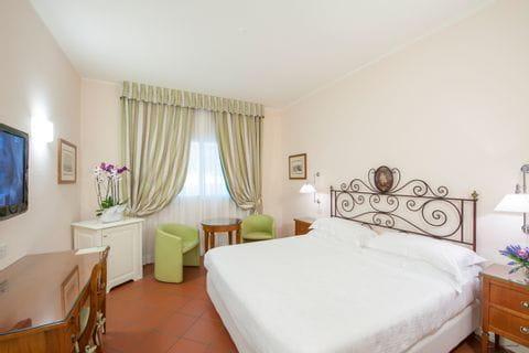 Zimmer Hotel Garden in Siena