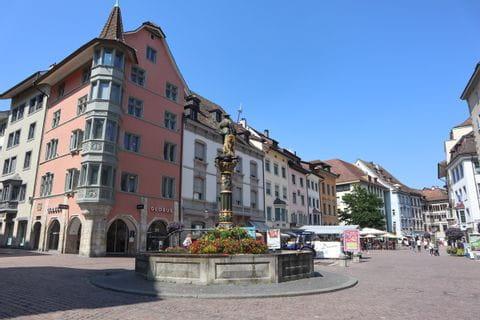 Stadtmitte Schaffhausen
