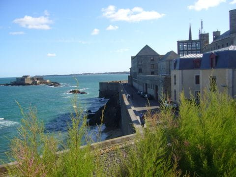 Meerblick Saint Malo