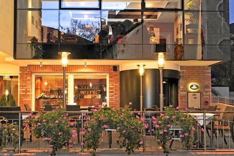 Terrasse Hotel Krone