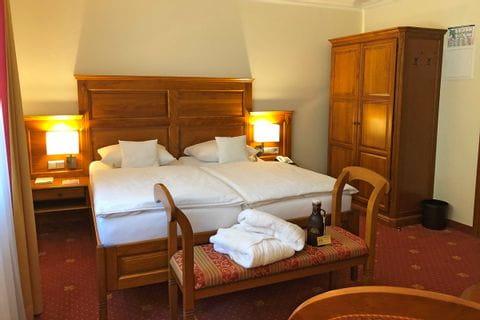 Hotel Wasserschloss Mellenthin Doppelzimmer