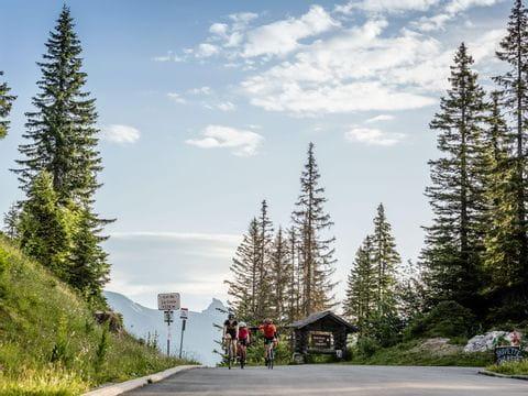 Col de la Croix, Roadbiker Eurotrek