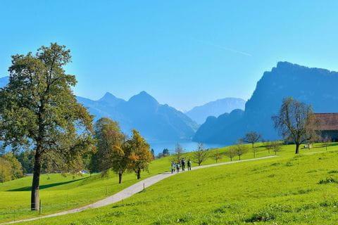 Wanderung in Nidwalden