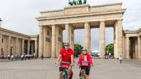 Radreise Berlin