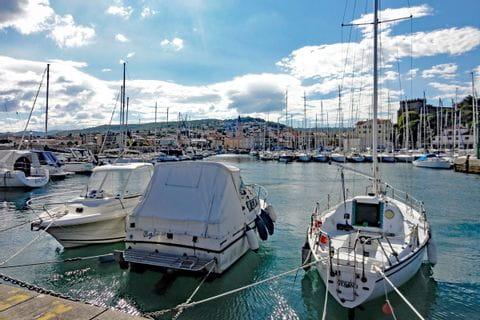 Hafen in Istrien