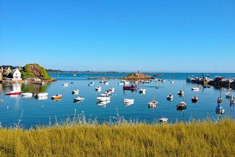 Bucht mit Fischerboote
