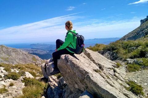 Atemberaubende Ausblicke in das geheimisvolle Tramuntana Gebirge