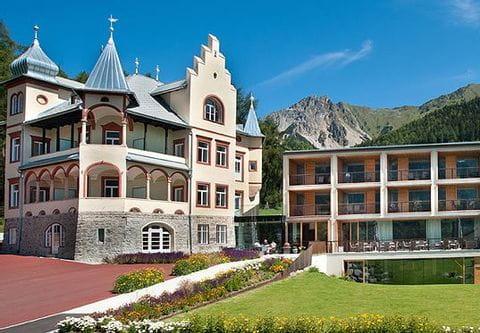 Hotel Villa Waldkönigin in St. Valentin