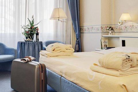 Doppelzimmer im Hotel Buja