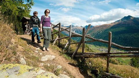 Wandern: Gommer Höhenweg