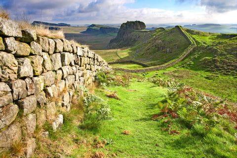 Mauer des Hadrians Wall