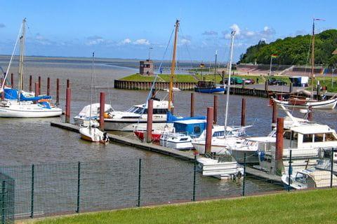 Hafen in Ostfriesland