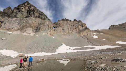 Via Alpina - Martinsloch
