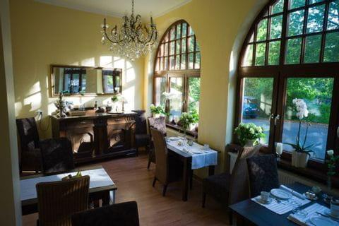 Restaurant im Hotel Goethe