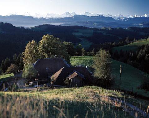 Bezaubernde Emmentaler Landschaft
