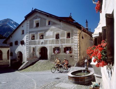 6 Graubünden-Route: Bever