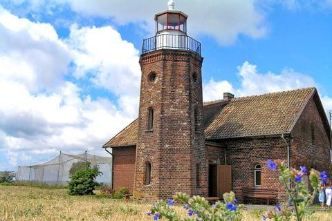 Ventes Rago Leuchtturm beim Vogelreservat