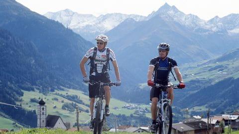 Graubünden-Bike: Engadin