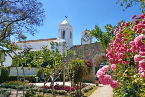 Kirche Igreja do Castelo in Tavira