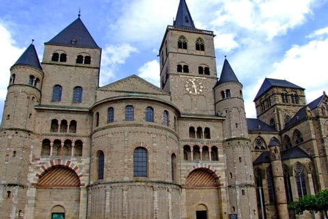 Liebfrauen Cathedral in Trier