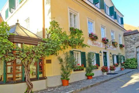 Hotel Sänger Blondel in Dürnstein