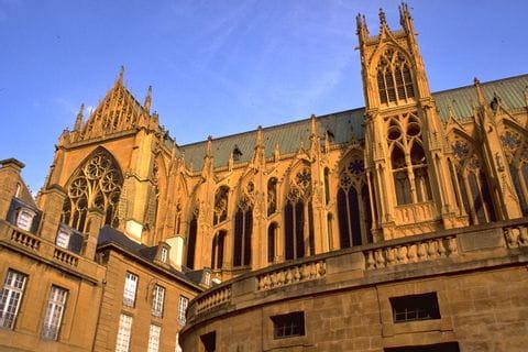Kathedrale in Metz