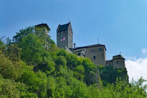Beeindruckende Burgen am Panoramaweg Altmühltal