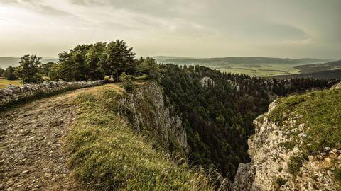 Wandern: Jura Höhenweg
