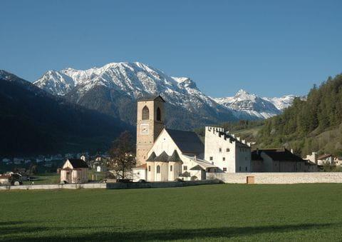 Kloster St Johann in Muestair